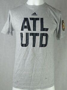 Atlanta United FC MLS Adidas Men's Short Sleeve T-Shirt