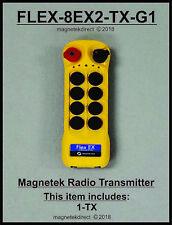 NEW - Magnetek FLEX-8EX2-TX-G1 Gen1 !  - Radio Remote Control unit 0-TXC-05