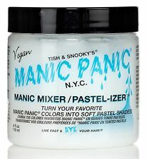 Manic Panic Vegan Manic Mixer/Pastel-izer™ Classic Cream 4 Oz Hair Color Dye.