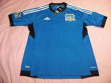 Adidas ClimaCool San Jose Earthquakes Soccer Jersey Nwt Medium