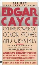 Edgar Cayce on the Power of Color, Stones, and Crystals (Paperback or Softback)