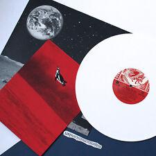THE WHITE STRIPES LUNAR WHITE VINYL LP 2007 ICKY THUMP SESSIONS +ART MINT RARE