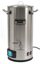 Brewer's Edge® Mash & Boil With Pump - Electric Programmable All Grain Brewing