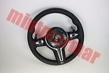 NEW BMW STEERING WHEEL M SPORT DSG MLF BUTTONS 2010-2015 M3 M4 F30 F31 3010