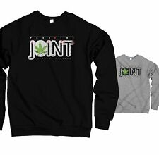 Señores Sweater suéter pass the joint complacientes cáñamo pj20420sw