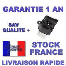 Résistance ventilateur régulateur BMW 3 e46 e39 x5 e53 x3 e83 64116923204