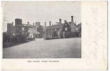 London; The Court, West Wickham PPC,Beckenham 1903 PMK