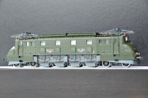 Rare SNCF French 2d2 5545 HO  Brass laiton Eisenbahn Canada Lemaco Fulgurex