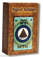 Tarot Anges et Archanges - 81 Cartes & Livret