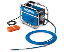 New listing Goodway Ram Pro Portable Chiller Tube Cleaner