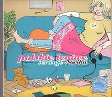 POLSKIE LENIWE SERWUJE NOVIKA DABROWSKA 2CD 2004 TOP RARE OOP CD POLSKA POLAND