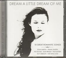 Dream a Little Dream of Me - 18 Lieder  CD     !!! NEU !!!