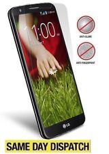 6 X LG G2 D802 Anti-Glare Matte Screen Protectors Cover Film & Free Cloth