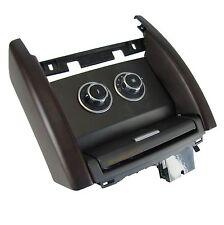 Console arrière du bois de noyer piliers pour Range Rover L322 2006-13 contrôles intérieurs