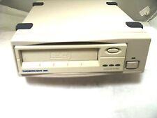Tandberg SLR60 External SCSI Tape Drive 60GB