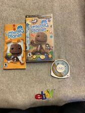 Little Big Planet Game for Sony PSP PlayStation Portable - Puzzle -