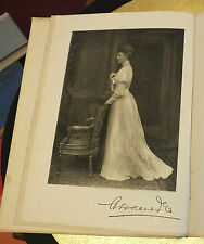 Queen Alexandra's Christmas Gift book Photographs from my Camera Hardback 1908