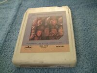 """BACHMAN-TURNER OVERDRIVE """"2"""" 8 Track with Let it Ride, Takin' Care of Business"""