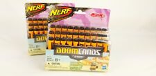 Nerf Doomlands 2169 Dart Refill 2 Packages 60 Total Darts by Hasbro NEW