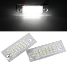 For VW Jetta MK5 5 Passat B5.5 Sedan B6 Wagon LED Number License Plate Lights