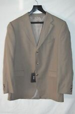 Hip Length Linen Button Other Coats & Jackets for Men