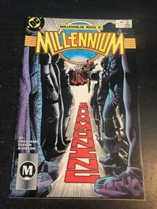 "Millenium#2 Incredible Condition 9.2(1987)""Week 2"" The Summoning"