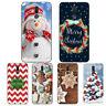 Soft Case For Huawei Mate 10 / 20 Lite Silicone Nova 2i Back Covers Christmas