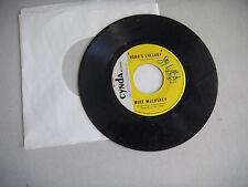 MIKE MCLUSKEY alone in manitoba / hobo's lullaby CYNDA     45