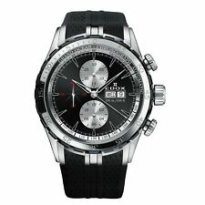 Edox 01121 357NCA NIN Men's Grand Ocean Black Automatic  Watch