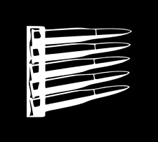 Mosin Nagant Stripper Clip Sticker