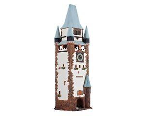 Ceramic Tealight Holder Collectible Miniature Martin's Gate in Freiburg 33 cm