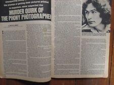 "Oct-1980 ""Official Detective"" Magazine(RODNEY  ALCALA/ELLEN HOVER/STEVE MASTERS)"