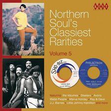 Northern Soul's Classiest Rarities Volume 5 (CDKEND 432)