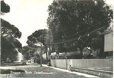 FREGENE - VIALE CASTELLAMMARE - FIUMICINO (ROMA) 1964
