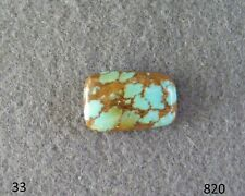 15 ct  Kingman turquoise cab - stabilized