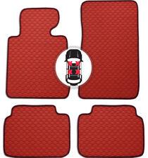 VW Phaeton lang ab 01.03 ohne Feuerlöscher Befestigungen rund Gummimatten Regenm