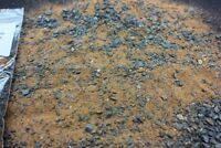 Basing Material Sand With Grey Stone Chippings - First Class Postage
