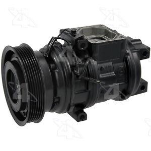 Remanufactured A/C Compressor-Compressor Four Seasons 77341 - Fast Shipping