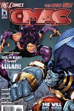 OMAC #6 New 52 DC Comics