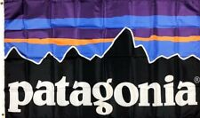 Patagonia_Outdoor Company 3x5 ft Flag Banner Poster Store Sign Advertising