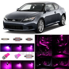 7pcs Pink/Purple LED Interior Lights Package Fit For 2008-2013 Scion TC