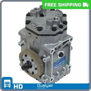 AC Compressor fits Freightliner MT35, MT55 QU