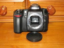 Nikon D D80 10.2MP Digital SLR Camera.