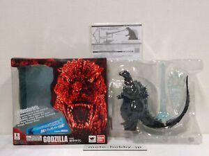 w/Limited Effect Pars tBandai S.H.MonsterArts Godzilla 1994 150mm PVC Figure