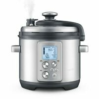Breville BPR700BSS The Fast Slow Pro, Silver Quart, 6