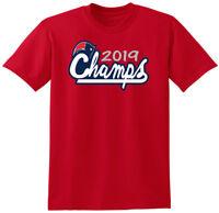 Tom Brady New England Patriots 2019 Super Bowl 53 Champions T-Shirt