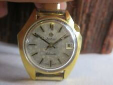 Vintage 1971 Zodiac Ladies Automatic Watch QYE6 RP7
