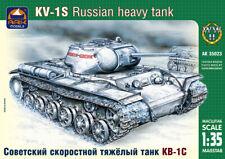 ARK MODELS® 35023 Russian Heavy Tank KV-1S in 1:35