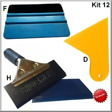 Kit n°12 une Blue Max avec une lame offerte +une Bue téflon + un Scraper yellow