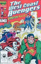 West Coast Avengers (1985-1994) #13
